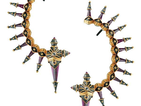 Amrapali's 'The Dark Maharaja' collection