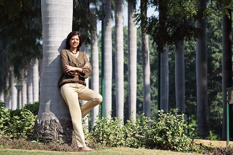 Bahar Dutt, Conservationist