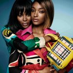 Burberry birds and the bees campaign spring summer 2015 maomi campbell jourdan dunn