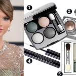 Metallic eye make up featured