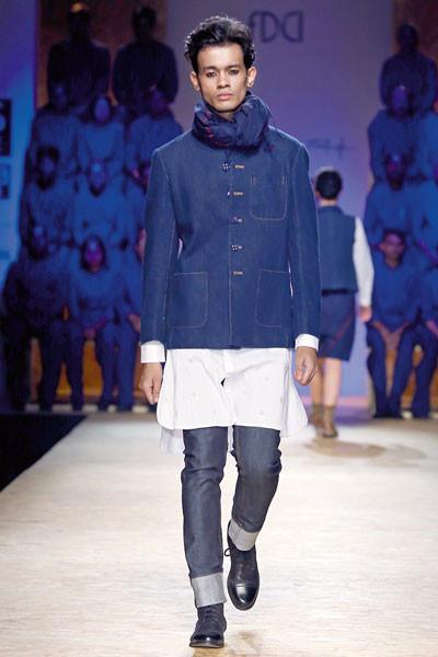 Rajesh Pratap Singh, Wills Lifestyle India Fashion Week Spring/Summer 2015