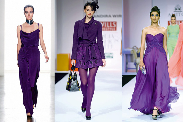 Trends purple goes pop