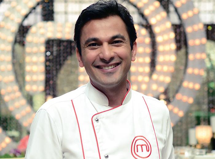 Vikas Khanna, Michelin star chef in New York
