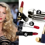 red lips get the look hollywood celebrity