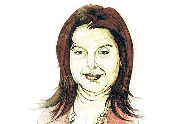Farah Khan, Award-winning Indian film-maker, director and choreographer