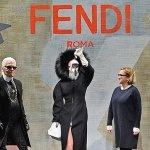 Fendi, Fendi's SS15 Women's show, FW 14-15 collection
