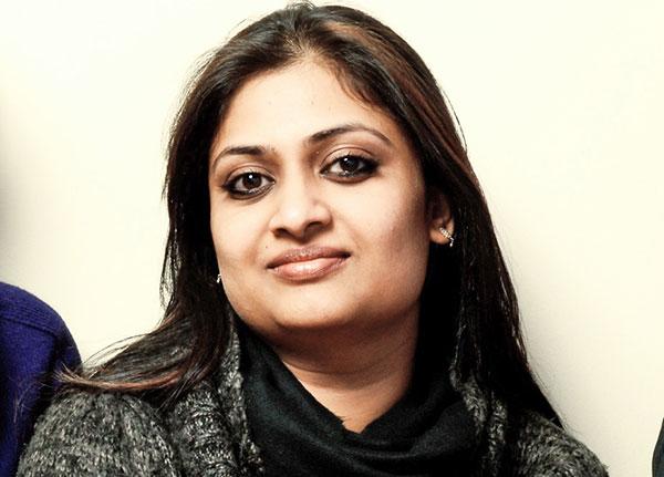 Geetu Mohandas, Director, Liar's Dice