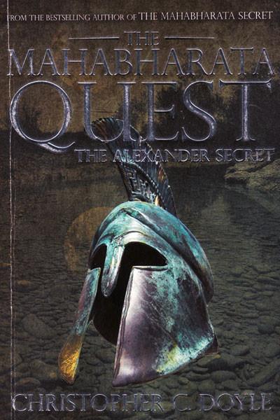 The Mahabharata Quest – The Alexander Secret, Christopher C. Doyle, Westland India