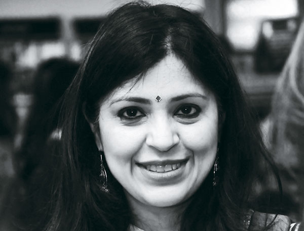 Head of romance giant Harlequin India, Amrita Chowdhury, Breach