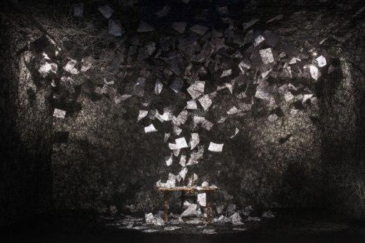 Chiharu Shiota (Paris), Infinity 2015