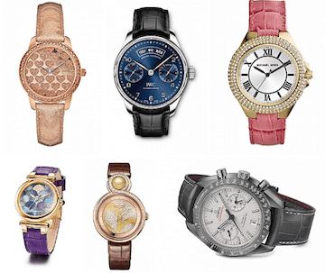 Luxury watches of the season