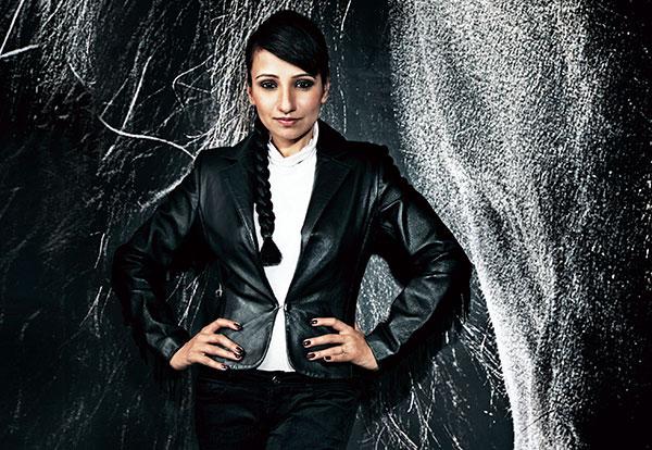 Shyamlee Kalra, fashion choreographer and director of shows at Fashion Weeks