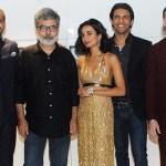 Vickram Kapadia The Merchant of Venice with Iar Dubey Luke Kenny Neil Bhoopalam and Rajeeve Siddhartha