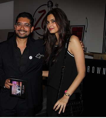 Rohan Vaziralli, Diana Penty at the Bobbi Brown Mumbai Launch Party