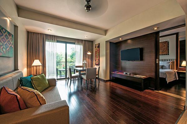 Grand Mercure Goa Shrem Resort, Goa