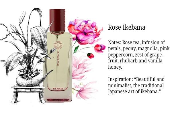 Rose Ikebana 1