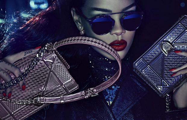 Rihanna Dior Secret Garden 4