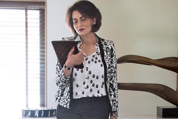 Nivedita Singh, Scientist, Louis Vuitton