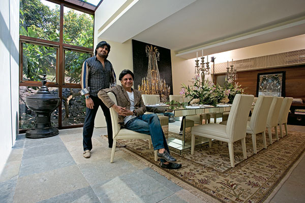 Pinakin Patel and Mohak Mehta, Architect and Interior Designer