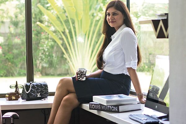 Priya Tandon, Educationist, Louis Vuitton