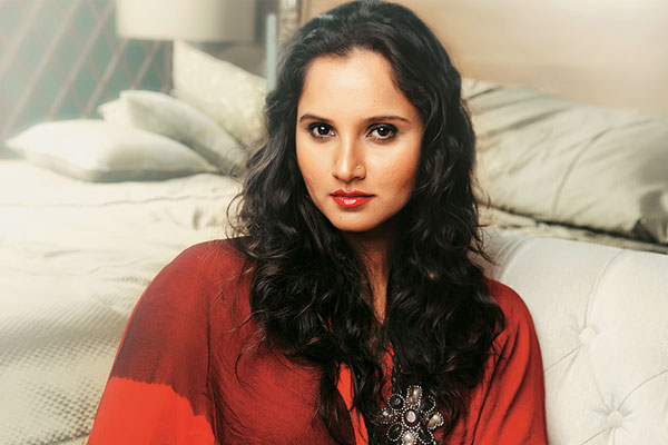 Sania Mirza, Indian Tennis Player, Current World No. 1 in Women's Doubles