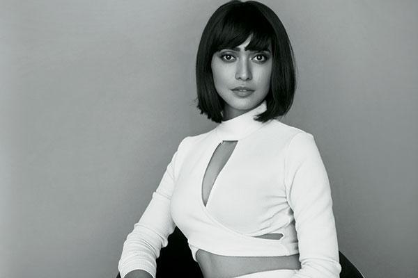 Sayani Gupta, Actress, blind Khanum in Margarita, with a Straw