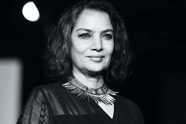Shabana Azmi, Bollywood Actress