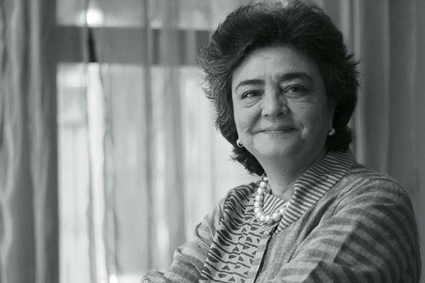 Zia Mody, Indian Legal Consultant, AZB & Partners