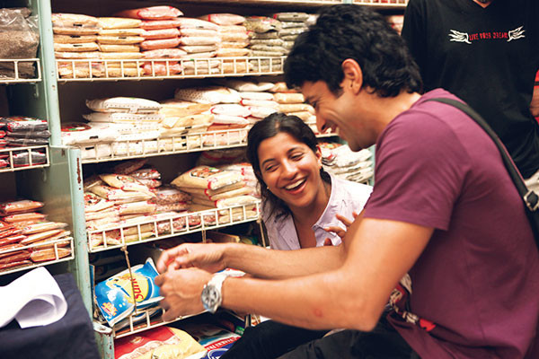 Zoya Akhtar, Director, Luck By Chance