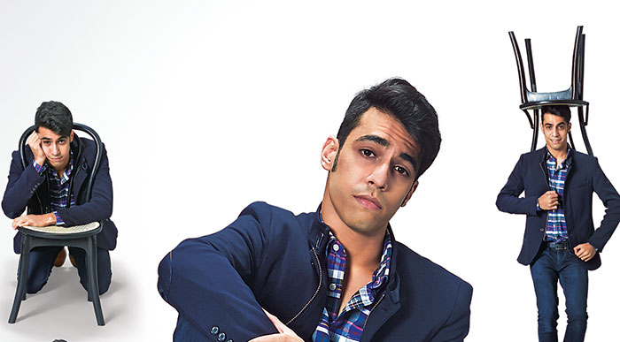 Karan Pandit, Kolkata-born actor