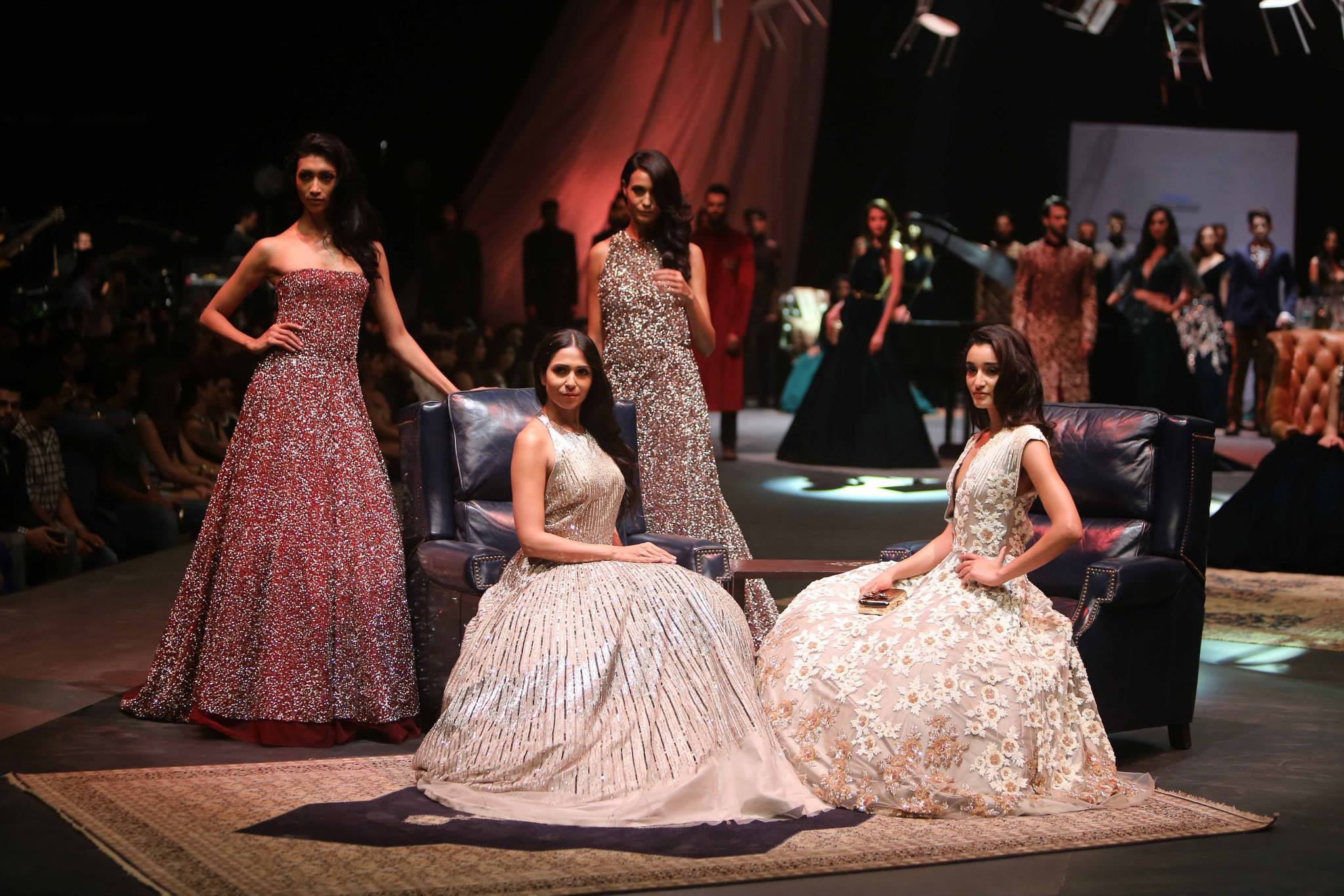 Manish Malhotra Lakme Fashion Week Winter Festive 2015 fashion show mumbai