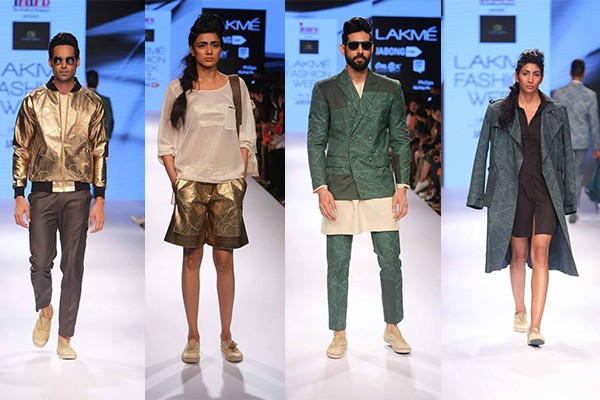 Charchit Bafna Gen Next Show Lakme Fashion Week Winter Festive 2015