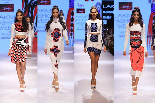 Jebin Johny Gen Next Show Lakme Fashion Week Winter Festive 2015
