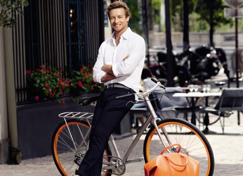 Givenchy Gentlemen Only Casual Chic Simon Baker Fragrances The Mentalist