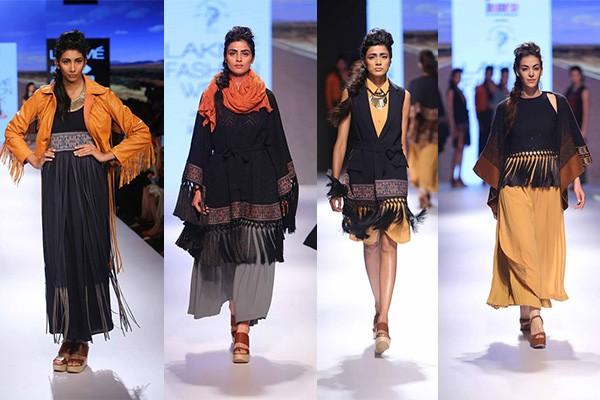 Shivangi Sahni Gen next Show Lakme Fashion Week Winter Festive 2015