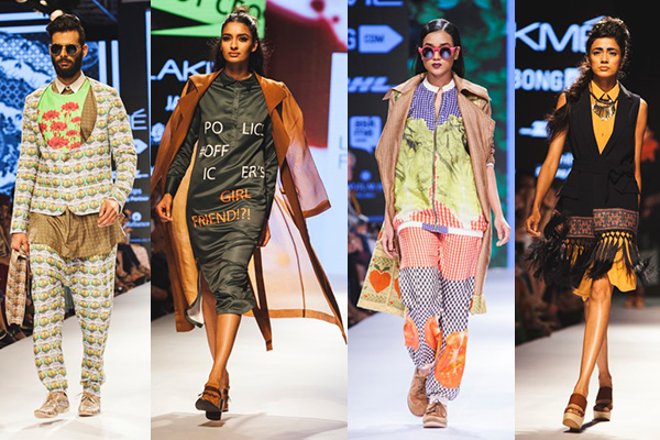 Jackets lakme fashion week