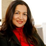 Kiran Manral author chick-lit All Aboard book bookclub interview