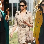 BURBERRY TRENCH COAT, heritage trench coat, celebrities, deepika padukone, anushka sharma