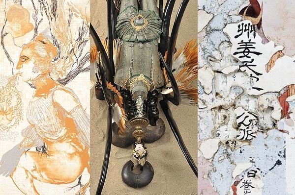 Artworks from Art Taipei 2015