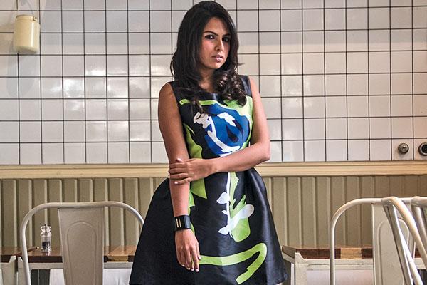 Karishma Sakhrani, MasterChef India 4 finalist
