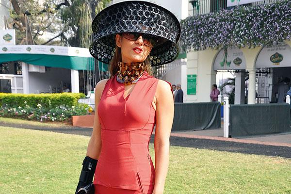 Natasha Poonawalla, Fashionista, Socialite