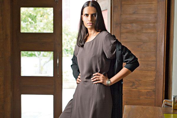 Preeti Dhata, Model