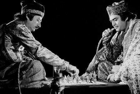 Shatranj Ke Khiladi (The Chess Players), 1977