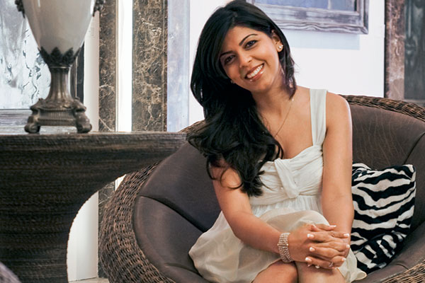 Tanaaz Bhatia