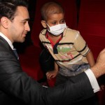imran khan and avantika malik , helping hands foundation, children, events, mumbai, st.regis aa