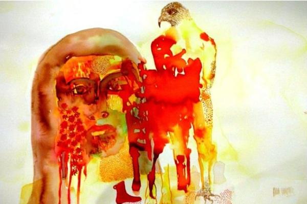 Artwork by Richa Sharma