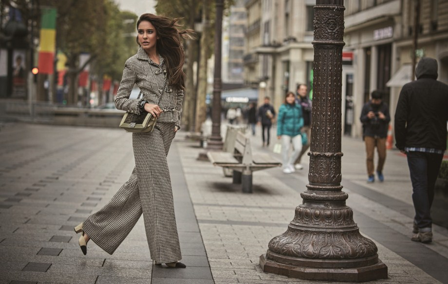 Lisa Haydon, fashion, chanel, Paris, France