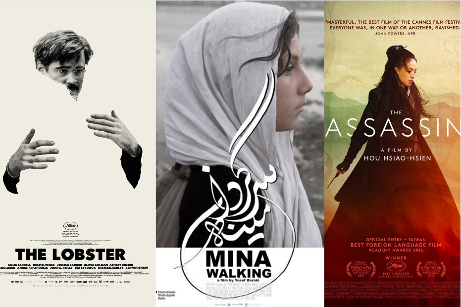 Mumbai Film Festival, MAMI 2015, movies, world cinema, The Assasin, Mina Walking, The Lobster
