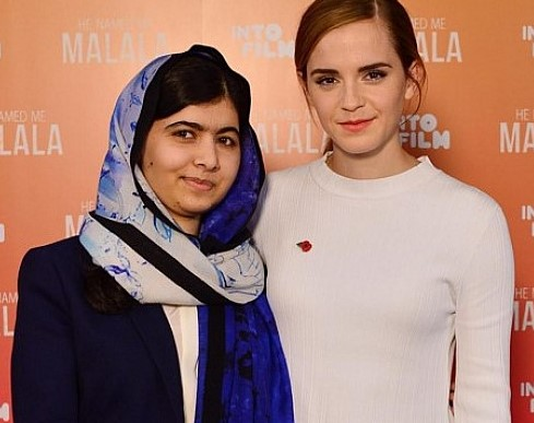 malala and emma watson inteview