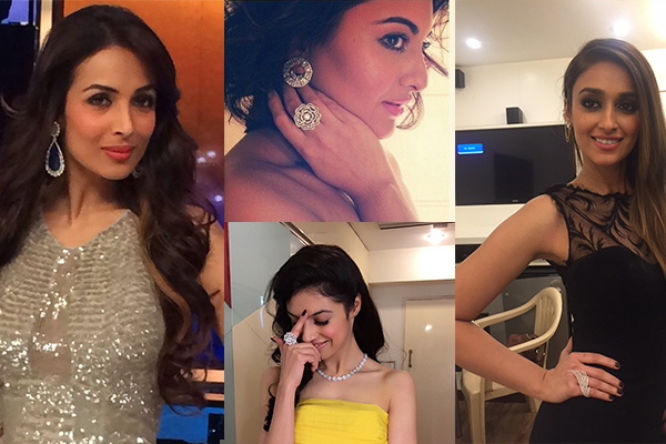 Celebs jewellery, bollywood, what they wear, jewels,
